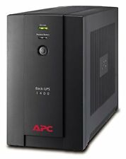 APC Back-UPS BX1400UI USV Schwarz
