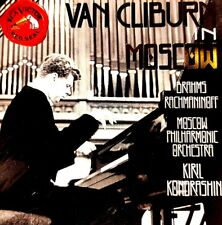 Van Cliburn In Moscow - CD - **Mint Condition**