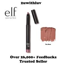 E.l.f Cosmetics 1 X Matte Lip Color 10 Shades Lips Makeup ELF Lipstick Make up E285 Tea Rose