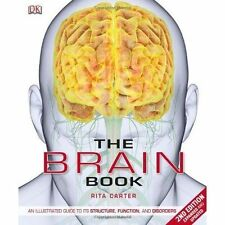 The Brain Book by Rita Carter (Hardback, 2014)