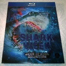 Discovery Shark Week: Jaws of Steel Collection (2010, Canada) Slipcover Only