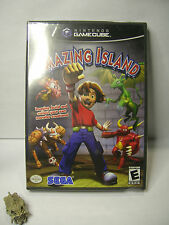 Amazing Island  NINTENDO GAME CUBE  version ntsc USA neuf - NEW SEALED