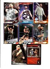 Bubba Bully Ray Dudley Wrestling Lot of 8 Different Trading Cards WWE TNA BR-B1
