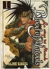 FREE SEI SHIN LA STIRPE DEI MARTOOLS BLOOD OF MATOOLS VOLUME 1 (sconto 20%)