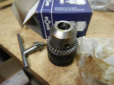 New Old Stock Rohm Prima Drill Chuck With Key 38 24 Mount