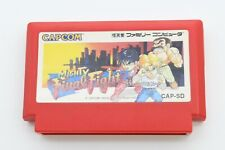 CAPCOM Mighty Final Fight Nintendo Famicom FC NES Japan Tested and Working