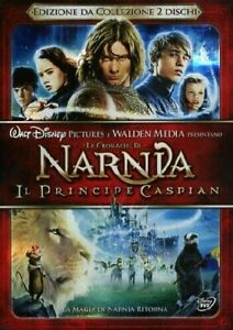 Le Chronicles De Narnia Il Principe Caspian Spéciale 2DVD Walt Disney