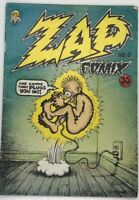Collection of Vintage Zap Comix #0-12 Most VF or better