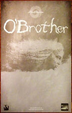 O'Brother Disillusion 2013 Ltd Ed New Rare Poster! Qotsa Melvins Tool Karnivool