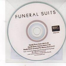 (DV91) Funeral Suits, Hands Down - 2012 DJ CD