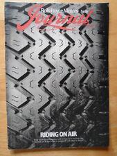ROLLS ROYCE Dealer Journal brochure for Sales Staff - 1980 Edition No 16