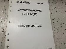 2009 Yamaha Fz6R Fz6Ry (C) C Service Shop Repair Manual Oem Factory 09 x
