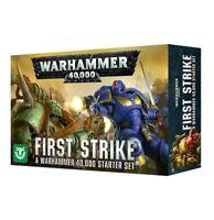First Strike Starter Set Warhammer 40K NIB Flipside