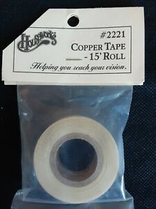 1996 Houseworks 1:12 Dollhouse Lighting Wiring Copper 15' Tape New #2221