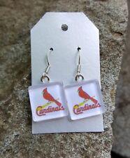St Louis Cardinals Earrings Cardinals Jewelry Cardinals Baseball MLB Cardinals