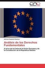 Analisis de Los Derechos Fundamentales (Paperback or Softback)