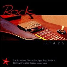 Rock Stars (28 tracks, Universal) Barclay James Harvest, Rainbow, BTO, .. [2 CD]
