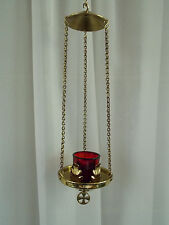 VIGIL LAMP - SANCTUARY LAMP - ICON LAMP - VOTIVE LAMP