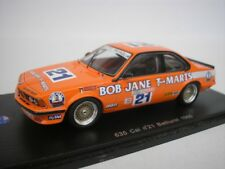 BMW 635 CSI #21 BATHURST 1985 J.Cecotto 1/43 Spark AS016 NUEVO