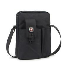 "High quality new men sport travel messenger shoulder bag fit for 7.9"" tablet PC"