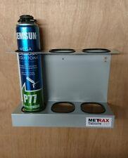 Foam Gun Line Marker Can holder - Van racking storage accessory T5 Transit