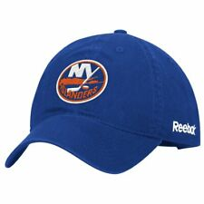 Reebok New York Islanders Cap Adjustable Slouch Hat Nhl New With Small Flaw