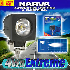 NARVA COMPACT LED WORK LAMP FLOOD BEAM LIGHT L.E.D SPREAD 12 & 24 VOLT 12V 72429