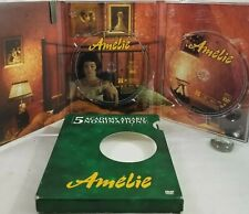Amelie (Dvd, 2002, 2-Disc Set, Special Edition). Great