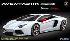 Model_kits Fujimi RS 125640 Lamborghini Aventador LP700-4 Bianco Rosso 1/24 SB