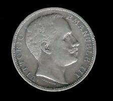 Moneta 2 lira Vittorio Emanuele III Aquila Sabauda  1905    ( 1075 )