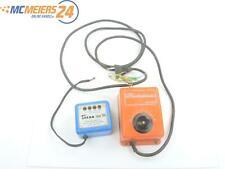 E11R104 Roco Titan H0 09001 Type 106 2x Transformator Trafo 14-16VA 220V