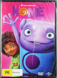 Home - DVD - Brand New Sealed