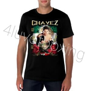 Julio Cesar Chavez JCC 4LUVofBOXING tee New Boxing apparel
