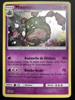 Carte Pokemon MIASMAX 51a/145 Holo Point PROMO Soleil et Lune 2 SL2 FR NEUF