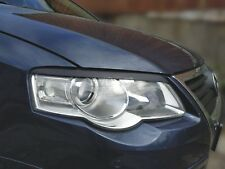 VW PASSAT B6 Eyebrows Headlight Lids Eyelids Brows 2005-2011