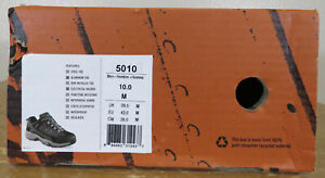 Worx By Red Wing Shoes Men's 10 Aluminum Toe Electrical Hazard Style 5010 NIB