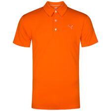 PUMA Golf Tech Herren Polo-Shirt Polo Hemd Tee T-Shirt Kurzarm 568242-08 neu