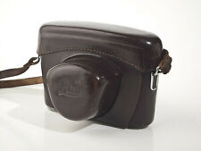 "Leica Leather Case for Leica IIIg - 3/8"" - exc.+"
