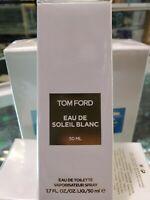 Tom Ford Eau de Soleil Blanc 1.7 oz 50ml Eau De Toilette Spray Sealed New In Box