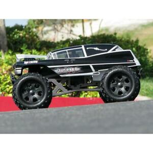 HPI 7167 Grave Robber Clear Body Savage
