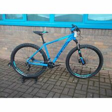 **EX DEMO** Cube Attention SL Hardtail Mountain Bike MTB Cycle 2018 21 Inch Blue