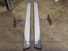 Nissan Patrol 3.0 Y61 ZD30 97-13 OEM original side sills steps running boards