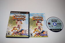 Harvest Moon Save the Homeland Sony Playstation 2 PS2 Video Game Complete
