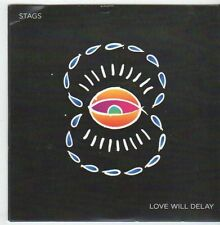 (EO11) Stags, Love Will Delay / Stealing My Heart - 2013 DJ CD