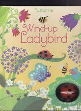 Usborne -  Wind-Up Ladybird Book