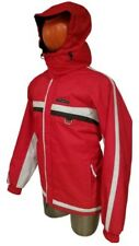 PHENIX MAN SNOW SKI JACKET HOODED SIZE LARGE /52 RED ART NO: EY51170