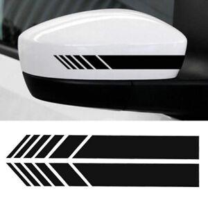 2 x Wing Mirror Stripes Car Van Styling Vinyl Stickers Decals