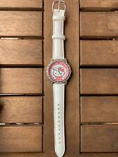 hello kitty Orologio Bianco Stampa Cocco watch