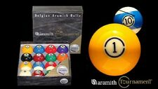 New Aramith 57.2mm Super Pro Duramith Tournament Pool Table Billiard Ball Set