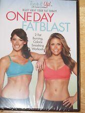 One Day Fat Blast DVD Tone It Up Karena Dawn Katrina Hodgson New Sealed